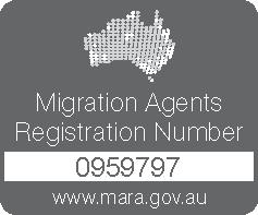 Registered Migration Agent Number 0959797